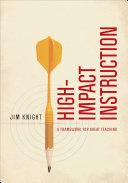 High-Impact Instruction