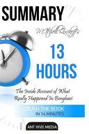 Summary Mitchell Zuckoff s 13 Hours