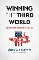 Winning the Third World PDF