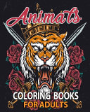 Animals Coloring Books for Adults PDF