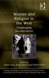 Women and Religion in the West: Challenging Secularization