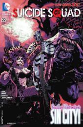 Suicide Squad (2011- ) #22