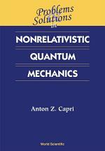 Problems and Solutions in Nonrelativistic Quantum Mechanics