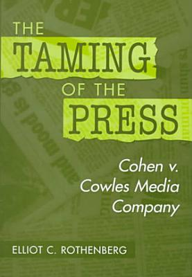 The Taming of the Press PDF