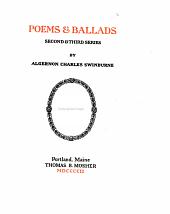 Poems & Ballads: Second & Third Series