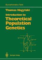Introduction to Theoretical Population Genetics PDF