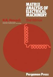 Matrix Analysis of Electrical Machinery PDF