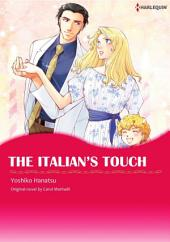 THE ITALIAN'S TOUCH: Harlequin Comics