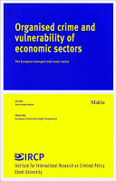 Organised Crime and Vulnerability of Economic Sectors PDF