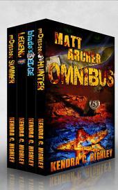 MATT ARCHER: OMNIBUS: MATT ARCHER SERIES: Books 1-3
