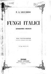 Fungi italici autographice delineati: (additis nonnullis extra-italicis, Asterisco notatis).