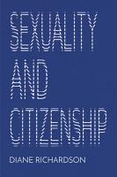 Sexuality and Citizenship PDF
