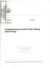 Understanding Youthful Risk Taking and Driving PDF