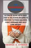 The Hypothyroidism Cookbook