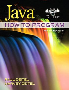 Java How to Program  early objects  PDF