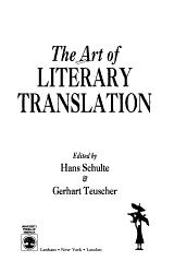 The Art of Literary Translation PDF