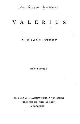 Valerius PDF