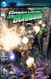 Green Lantern: New Guardians (2011-) #7