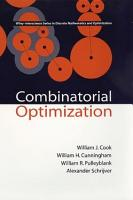 Combinatorial Optimization PDF
