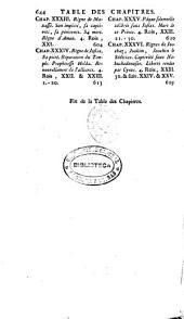 Le quatrieme livre des rois et les paralipomenes