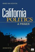 California Politics  A Primer PDF