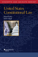 United States Constitutional Law PDF