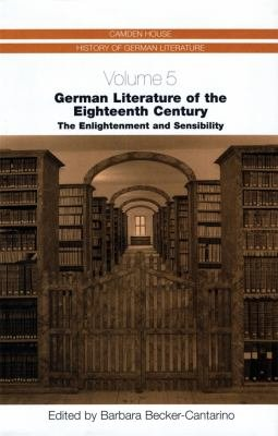 German Literature of the Eighteenth Century PDF