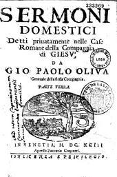 Sermoni domestici