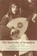 The Storyteller of Jerusalem