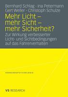 Mehr Licht   mehr Sicht   mehr Sicherheit  PDF