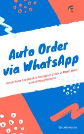 Auto Order via WhatsApp