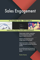 Sales Engagement A Complete Guide   2020 Edition