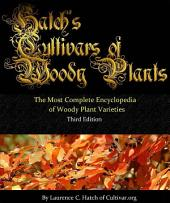 Cultivars of Woody Plants:: Lavandula, Lantana, Laurus, and other genera