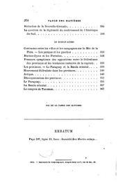Histoire du dix neuvième siècle depuis les traités de Vienne: Volume22