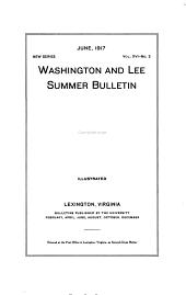 Summer Bulletin