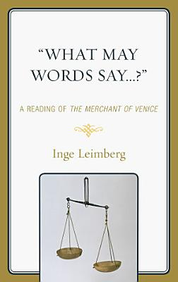 What May Words Say          PDF