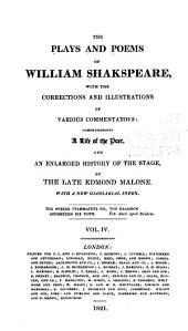 The Plays and Poems of William Shakespeare: Two gentlemen of Verona. Comedy of errors. Love's labour's lost