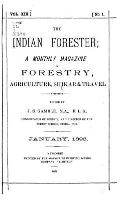 The Indian Forester