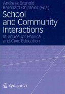 School and Community Interactions
