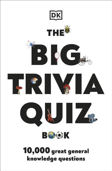 Download The Big Trivia Quiz Book Book