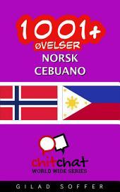 1001+ øvelser norsk - Cebuano