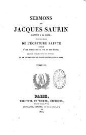 Sermons sur divers textes de l'écriture