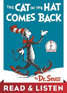 The Cat in the Hat Comes Back  Read   Listen Edition Book