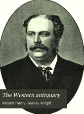 The Western Antiquary: Volume 4