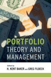 Portfolio Theory and Management