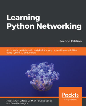 Learning Python Networking PDF