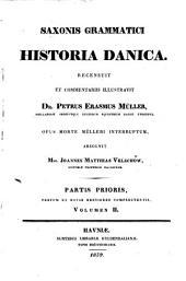 Historia Danica: Textum et notas breviores complectens, Volume 1, Issue 2