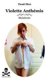 Maladroite: Violette Anthémis - Février