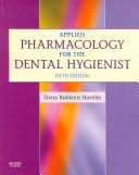 Applied Pharmacology for the Dental Hygienist PDF