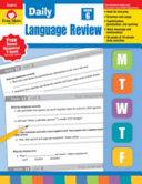 Daily Language Review  Grade 6  PDF